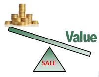 Value Pricing - Sale