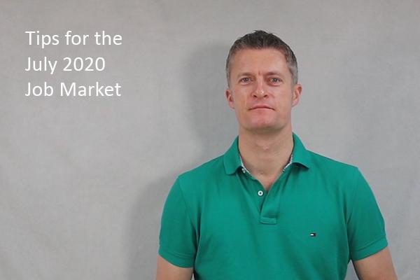July 2020 Job Market Tips