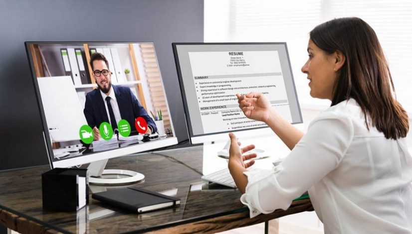 How to prepare for a video interview
