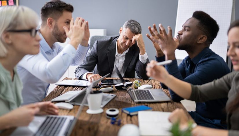 5 steps to managing difficult employees