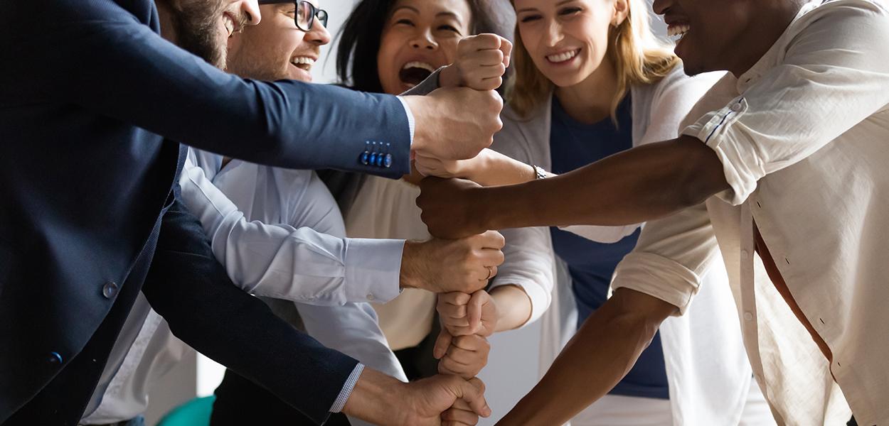 manage a team through change