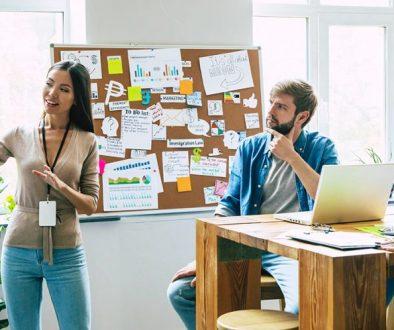 sharing expectations at work